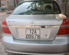 Bán xe Daewoo Gentra sản xuất 2009, màu bạc giá 162 triệu tại Bắc Giang