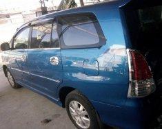 Cần bán gấp Toyota Innova V đời 2008, màu xanh lam số tự động giá 495 triệu tại Bình Định