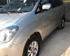 Cần bán Toyota Innova G 2008, màu bạc giá 368 triệu tại Tp.HCM