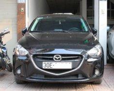 Bán Mazda 2 1.5AT sản xuất 2015, màu đen số tự động, giá tốt giá 495 triệu tại Hà Nội