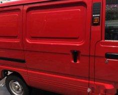 Bán xe Suzuki Carry đời 2015, màu đỏ, giá tốt giá 210 triệu tại Tp.HCM