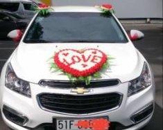 Chính chủ bán xe Chevrolet Cruze năm 2016, màu trắng giá 440 triệu tại Tp.HCM