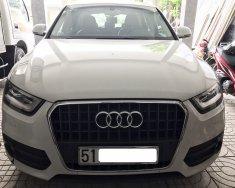 Cần bán Audi Q3 2.0L Quattro sản xuất 2014, màu trắng, nhập khẩu giá 1 tỷ 199 tr tại Tp.HCM