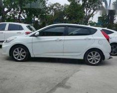 Bán xe Hyundai Accent đời 2014, màu trắng giá 435 triệu tại Tp.HCM
