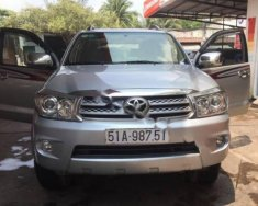 Cần bán gấp Toyota Fortuner 2.7V 4x4 AT 2010, màu bạc giá 686 triệu tại Tp.HCM
