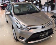 Toyota Vios 2018 mới khuyến mại lớn, hỗ trợ trả góp 90% giá 490 triệu tại Hà Nội