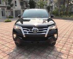 Cần bán xe Toyota Fortuner 2.4G năm 2017, màu đen, nhập khẩu số sàn giá 1 tỷ 110 tr tại Hà Nội