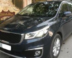Bán xe Kia Sedona 3.3 AT 2016, màu đen chính chủ giá 1 tỷ 180 tr tại Hà Nội