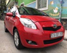 Bán xe Toyota Yaris 2009, màu đỏ, nhập khẩu, giá chỉ 435 triệu giá 435 triệu tại Tp.HCM