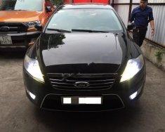 Cần bán lại xe Ford Mondeo 2.3 XLS năm 2009, màu đen còn mới, giá tốt giá 395 triệu tại Tp.HCM