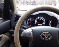Cần bán gấp Toyota Fortuner 2.5 năm 2015, màu bạc giá 830 triệu tại Tp.HCM