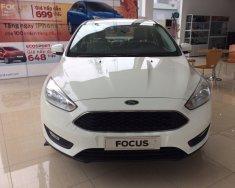 Cần bán Ford Focus Trend 2018, màu trắng, giá tốt, giao xe ngay trong ngày giá 610 triệu tại Hà Nam