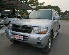 Bán Mitsubishi Pajero 3.0 đời 2005, màu bạc số sàn, giá chỉ 280 triệu giá 280 triệu tại Hà Nội
