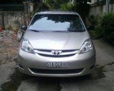 Bán ô tô Toyota Sienna đời 2007, màu bạc xe gia đình, giá chỉ 655 triệu giá 655 triệu tại Tp.HCM