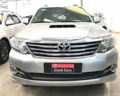 Cần bán Toyota Fortuner G đời 2016, màu bạc, hỗ trợ tài chính giá 940 triệu tại Tp.HCM