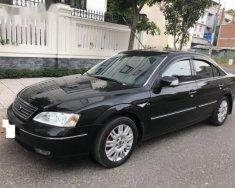 Bán ô tô Ford Mondeo 2.5 năm 2004, màu đen   giá 225 triệu tại Tp.HCM