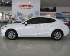 Cần bán lại xe Mazda 3 Facelift sản xuất 2017, màu trắng giá 664 triệu tại Hà Nội
