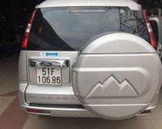 Bán xe Ford Everest 4x2 MT năm 2015, màu bạc  giá 675 triệu tại Tp.HCM