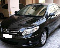 Cần bán lại xe Toyota Corolla altis 2010, màu đen số tự động giá 448 triệu tại Tp.HCM