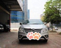 Bán Toyota Innova đời 2014, màu bạc  giá 610 triệu tại Hà Nội