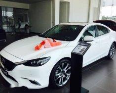 Bán xe Mazda 6 đời 2018, màu trắng, giá 899tr giá 899 triệu tại Tp.HCM