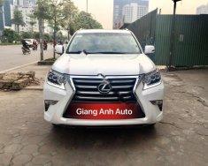 Cần bán lại xe Lexus GX 460 sản xuất năm 2015, màu trắng, xe nhập giá 4 tỷ 380 tr tại Hà Nội