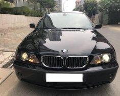 Bán BMW 3 Series 325i 2004, màu đen, nhập khẩu giá 290 triệu tại Tp.HCM