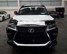 Bán Lexus LX 570S Super Sport sản xuất 2016, màu đen, xe nhập Mỹ, giá tốt full opition giá 9 tỷ 600 tr tại Hà Nội