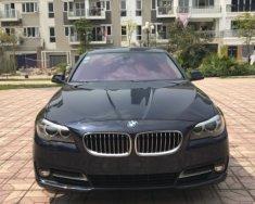 Cần bán gấp BMW 5 Series AT đời 2016, màu đen giá 1 tỷ 758 tr tại Hà Nội