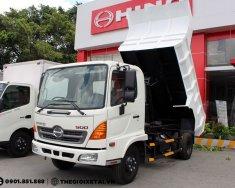 Bán xe ben Hino 6 tấn FC giá tốt, giao ngay, bao vay 90% giá 935 triệu tại Tp.HCM