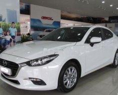 Bán xe Mazda 3 Facelift sản xuất 2017, màu trắng, giá 664tr giá 664 triệu tại Hà Nội