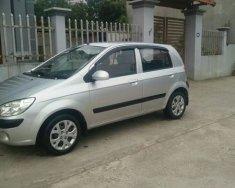Cần bán lại xe Hyundai Getz 1.1MT đời 2009, màu bạc, xe nhập, chính chủ giá 195 triệu tại Hà Nội