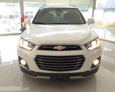 Cần bán xe Chevrolet Captiva đời 2018, màu trắng, nhập khẩu chính hãng giá cạnh tranh giá 879 triệu tại Bình Dương