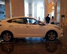 Bán xe Hyundai Accent sản xuất 2018, màu trắng giá 420 triệu tại Hà Nội