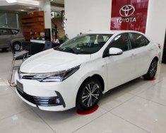 Bán xe Toyota Corolla altis G năm SX 2018, màu trắng   giá 713 triệu tại Tp.HCM