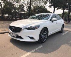 Bán Mazda 6 2.5 FL premium sản xuất năm 2017, màu trắng giá 1 tỷ 30 tr tại Hà Nội