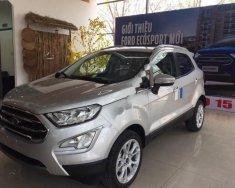 Bán Ford EcoSport 1.5 Titanium SX 2018, màu bạc giá 648 triệu tại Tp.HCM
