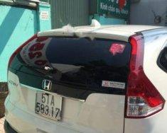 Bán Honda CR V 2.0 AT đời 2013, màu trắng giá 696 triệu tại Tp.HCM