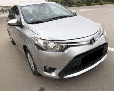 Cần bán xe Toyota Vios đời 2014, màu bạc giá 445 triệu tại Tp.HCM