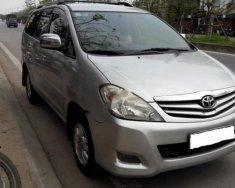 Bán ô tô Toyota Innova G sản xuất năm 2011, màu bạc giá 500 triệu tại Hà Nội