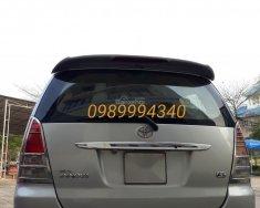 Cần bán Toyota Innova G sản xuất 2006, màu bạc đã đi 189000km, giá 335tr giá 335 triệu tại Hà Tĩnh