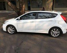 Cần bán Hyundai Accent đời 2014, màu trắng giá 440 triệu tại Tp.HCM