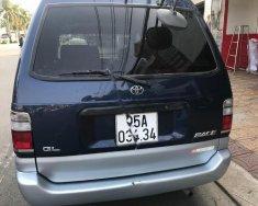 Bán Toyota Zace GL đời 2001, màu xanh lam, nhập khẩu giá 199 triệu tại Hậu Giang