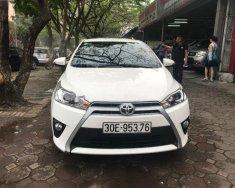 Bán xe Toyota Yaris 1.5G đời 2017, màu trắng, xe nhập   giá 685 triệu tại Hà Nội