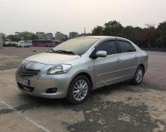 Chính chủ bán xe Toyota Vios 1.5E 2012, màu bạc giá 340 triệu tại Hà Nội