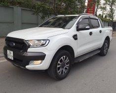 Bán Ford Ranger Wildtrack 3.2 AT đời 2017, màu trắng, nhập khẩu xe đẹp như vừa ở hãng ra giá 868 triệu tại Hà Nội