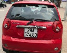 Thành Công Auto bán Chevrolet Spark 1.0 LT đời 2010, màu đỏ giá 138 triệu tại Hà Nội