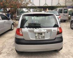 Bán Hyundai Getz đời 2010, màu bạc, nhập khẩu   giá 209 triệu tại Hà Nội