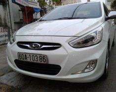 Bán ô tô Hyundai Accent 1.4MT đời 2013, màu trắng, nhập khẩu, giá 389tr giá 389 triệu tại Đồng Nai
