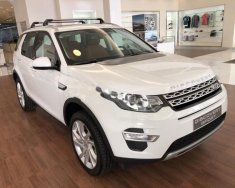 Bán xe LandRover Discovery Sport HSE Luxury SX 2018, màu trắng, nhập khẩu  giá 3 tỷ 499 tr tại Hà Nội